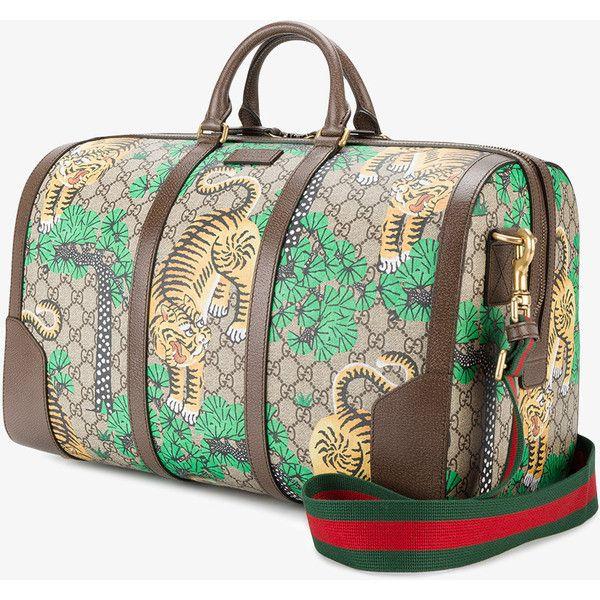 af0cf53ec9b Gucci Gucci Bengal GG Supreme duffle bag ( 1