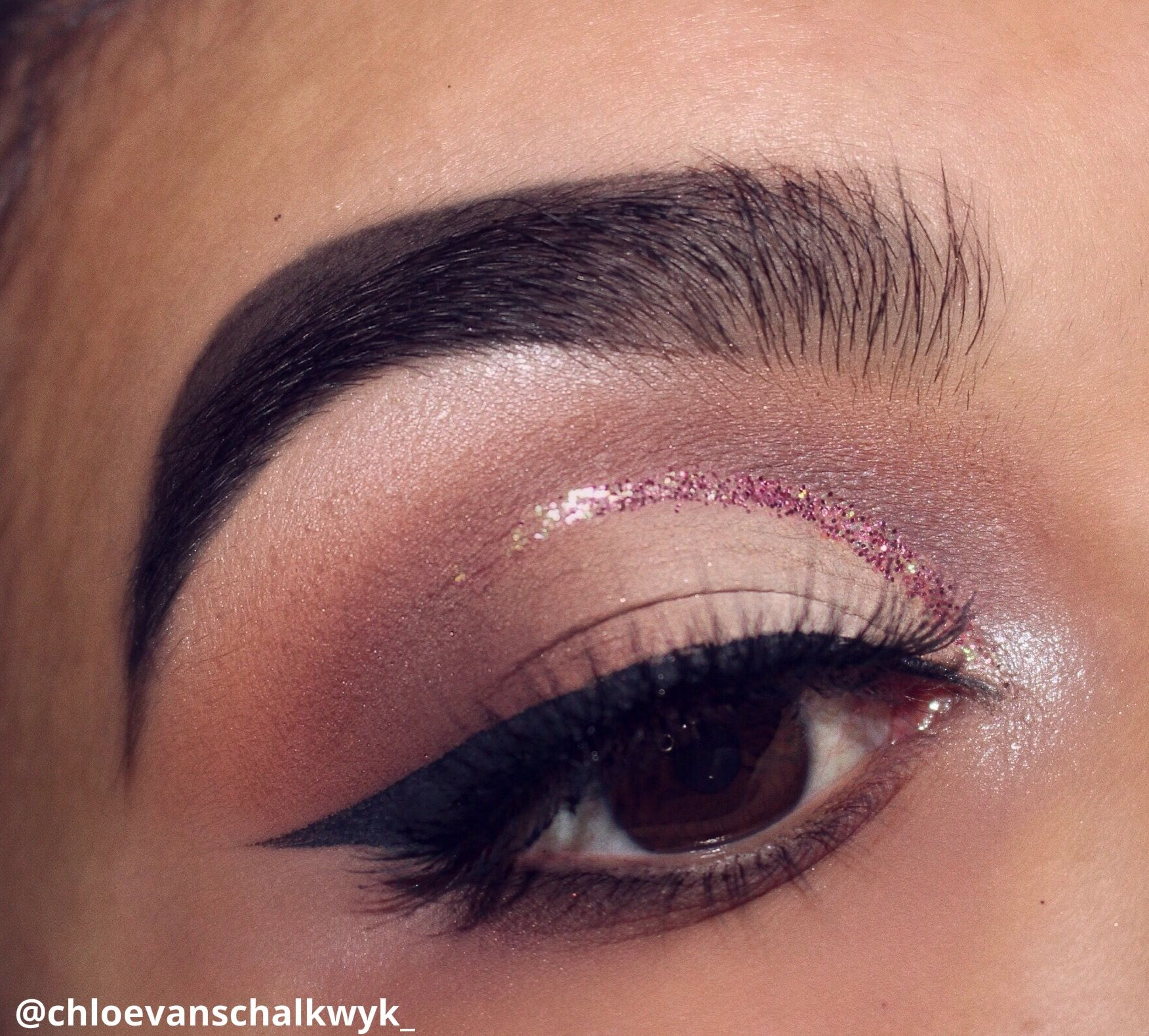 Pin On Aftons Prom Makeup