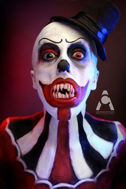 Lunartix The Clown Halloween 2014 - clown ideas for halloween