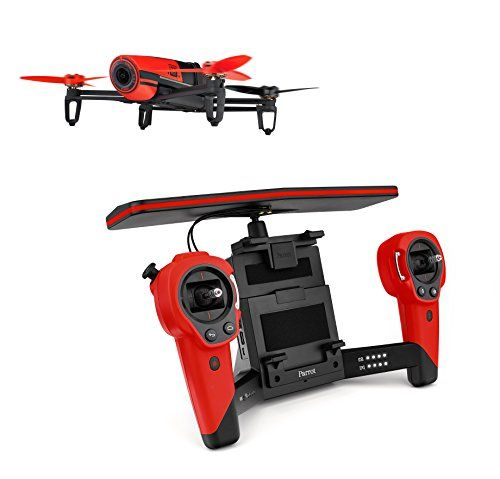 Parrot PF725100 BeBop Drone 14 MP Full HD 1080p Fisheye Camera SkyController Bundle (Red) Parrot http://www.amazon.com/dp/B00OOR90G0/ref=cm_sw_r_pi_dp_VUBbvb11F8R0X