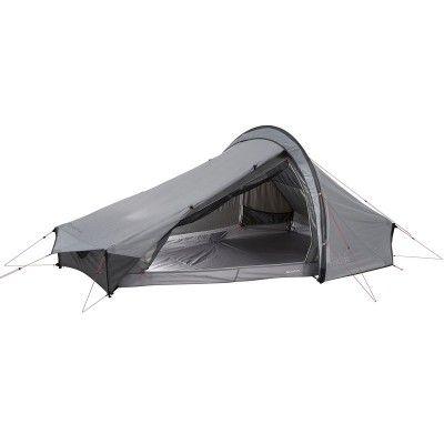bd0e98fd2 QUECHUA QuickHiker Ultralight 2-Person Trekking Tent - Light Grey ...
