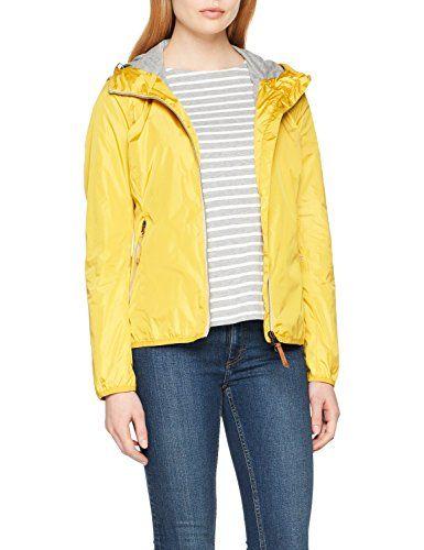 beste Auswahl von 2019 zu Füßen bei Finden Sie den niedrigsten Preis camel active Womenswear Damen Jacke Blouson Gelb (Yellow 60 ...