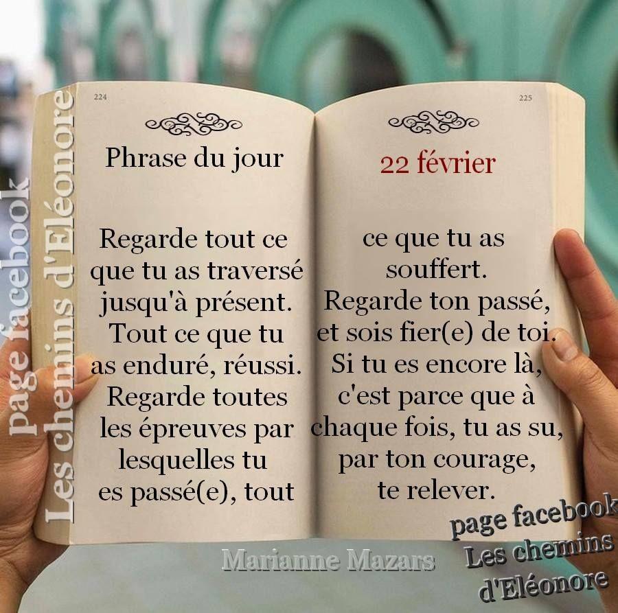 Les Chemins D Eleonore Amour Paix Phrase Du Jour Phrase Jour J