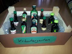 Krautergarten Geldgeschenk Fur Einen Mann Party And Gift Ideas