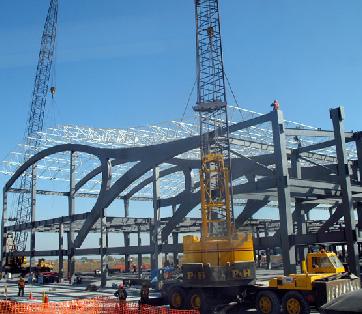 Estructuras de acero m xico estructuras en acero - Acero construction ...