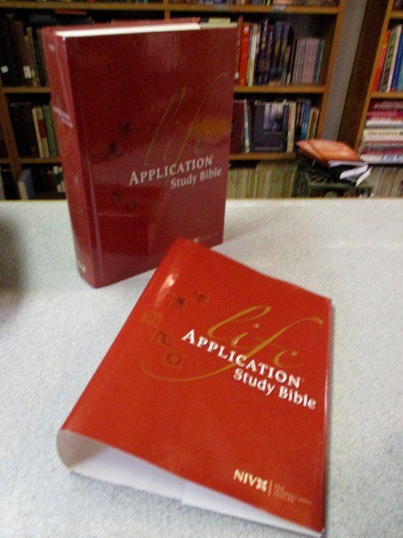 NIV LIFE APPLICATION Study Bible New International
