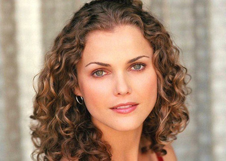 Outstanding Curly Hairstyles Medium Lengths And Hairstyles On Pinterest Hairstyles For Women Draintrainus