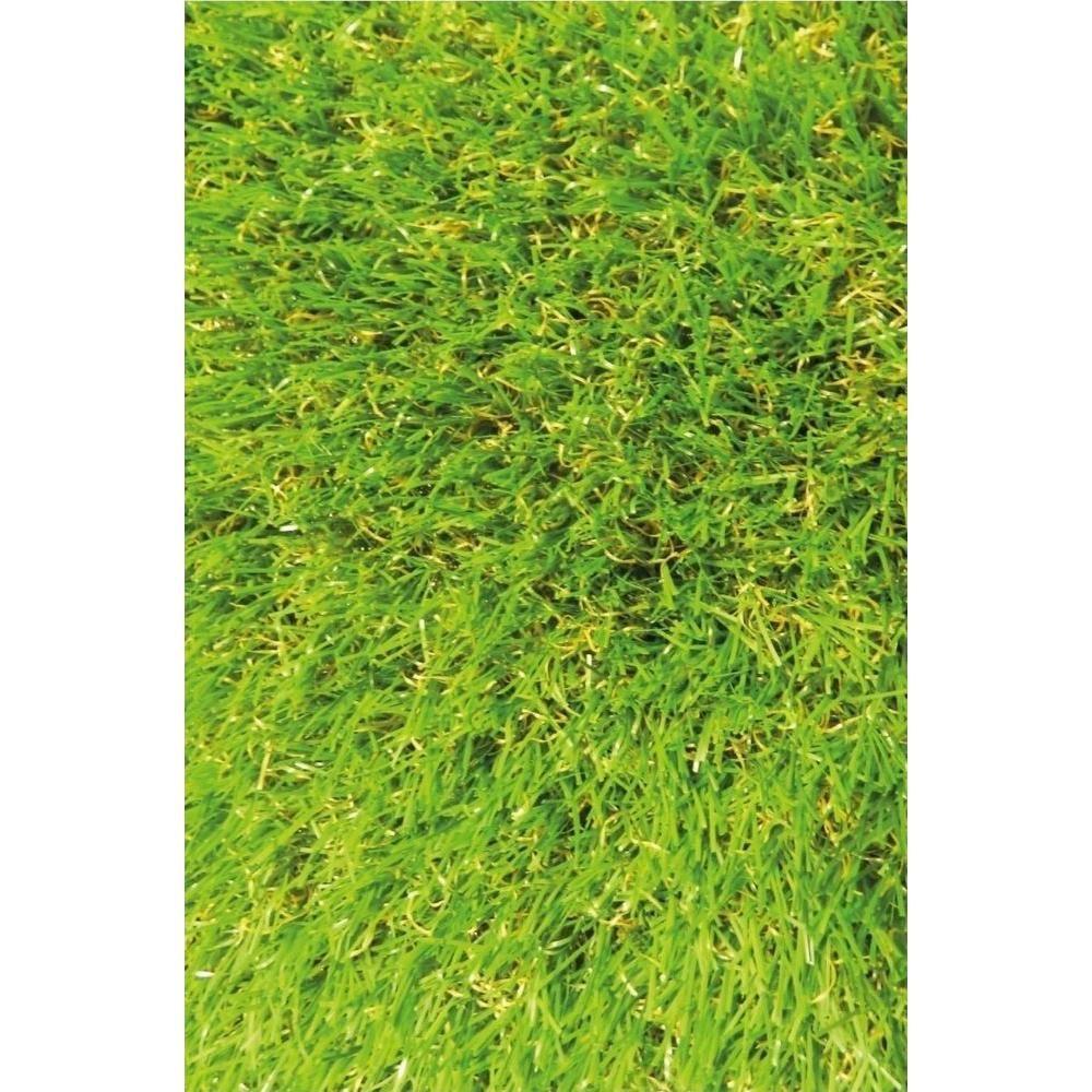 Ottomanson Garden Grass Collection Artificial Grass Synthetic Lawn