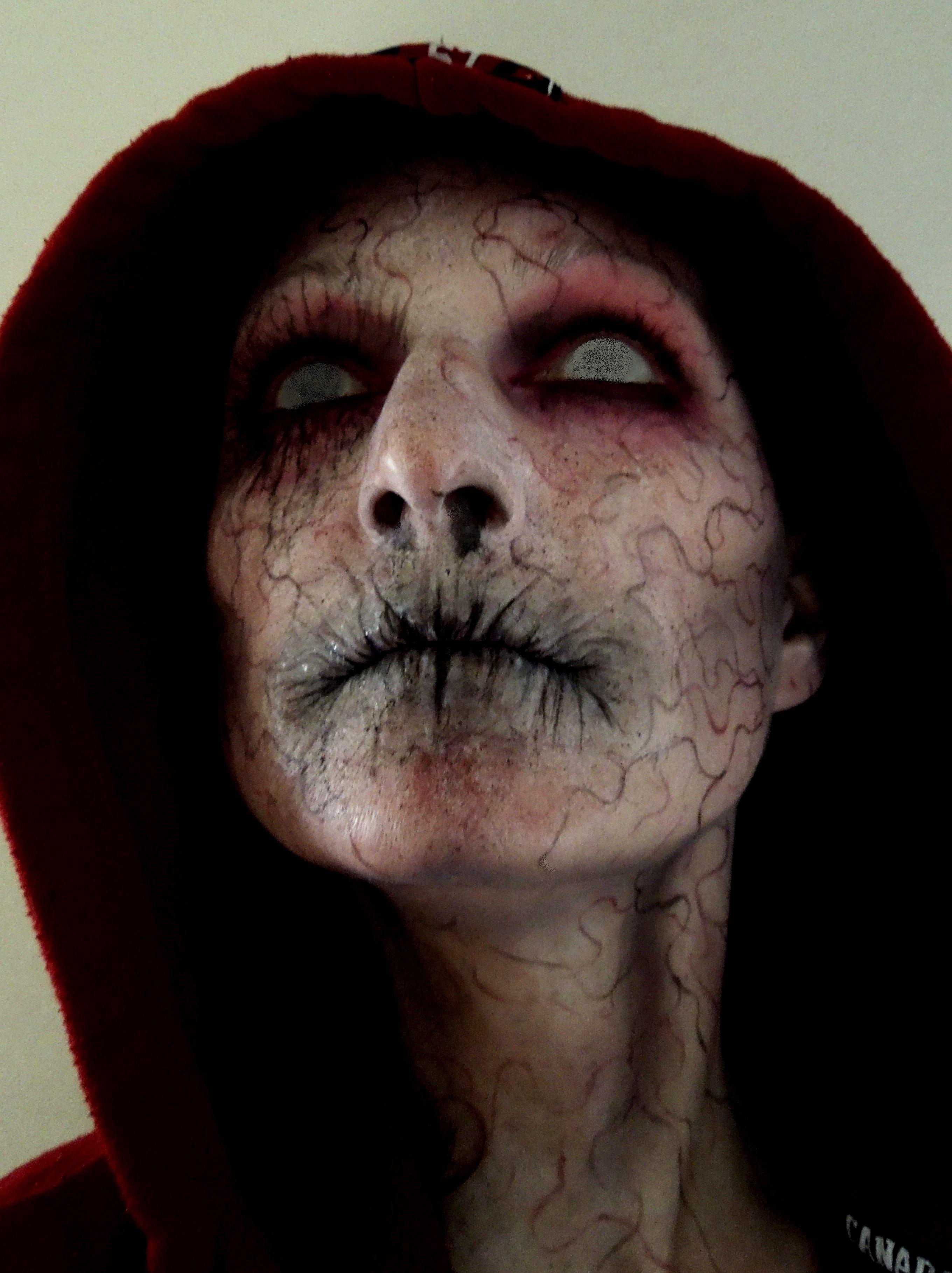 20+ Of The Creepiest Halloween Makeup Ideas | Monster makeup ...