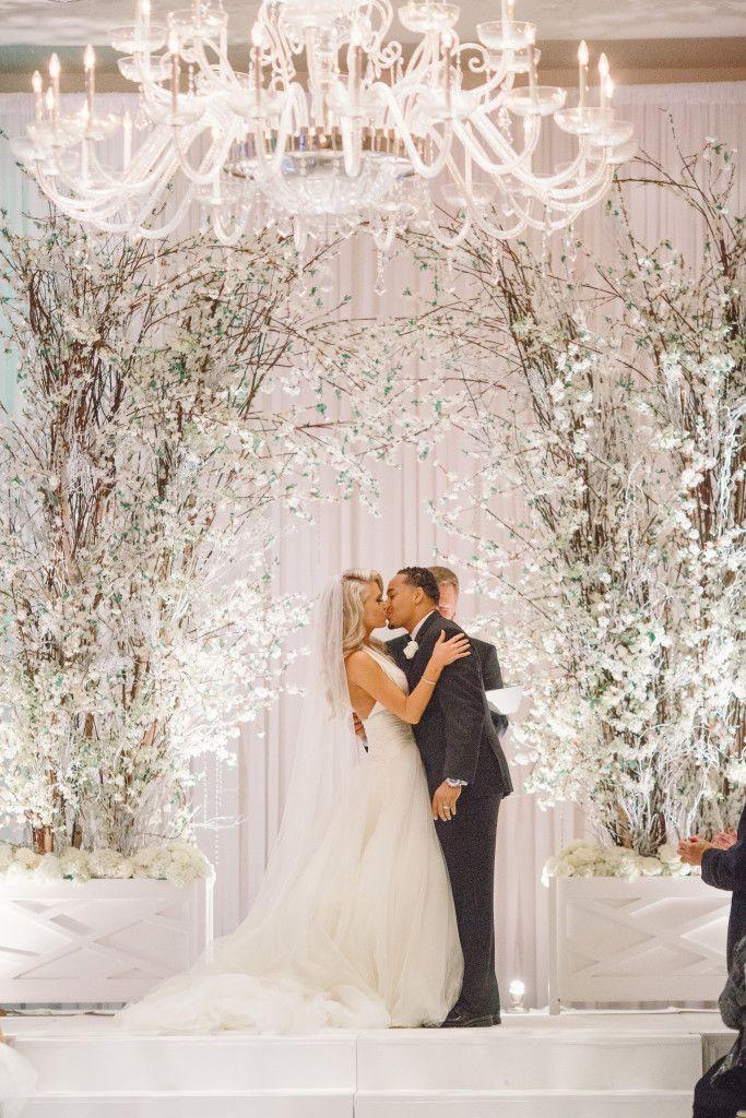 Winter Wedding At St Regis Atlanta Planning By Toast