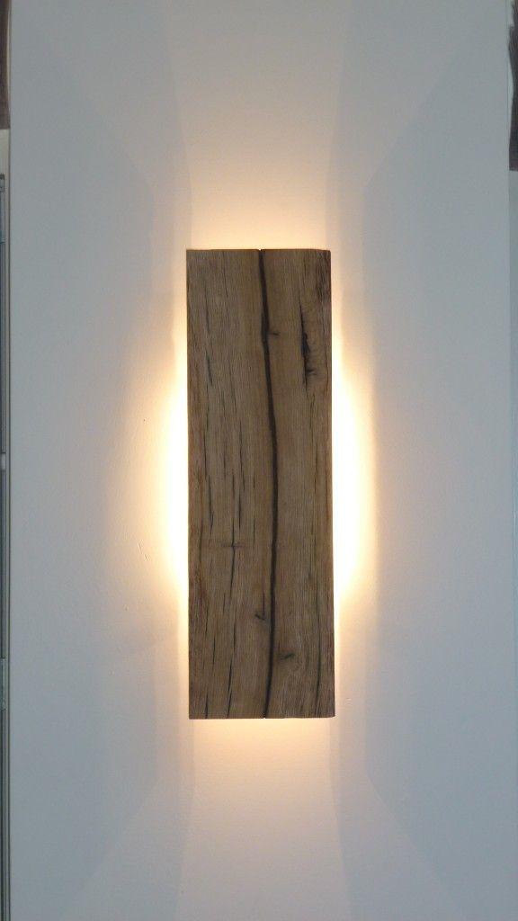 Wall Lamp Wood Oak Walllamp Slaapkamer Wandlamp Designverlichting Moderne Lampen