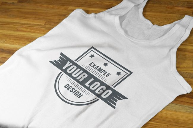 Download Sleeveless T Shirt Realistic Mockup Template Mediamodifier Online Mockup Generator Clothing Mockup Shirt Mockup Sleeveless Tshirt