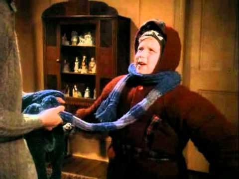I can't put my arms down! - A Christmas Story