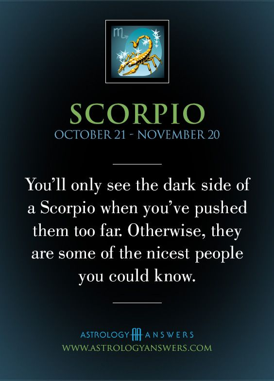 scorpio november tarot horoscope