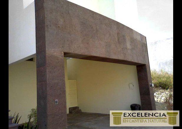 Utilizaci n de piedra en fachadas modernas - Piedra para fachada exterior ...