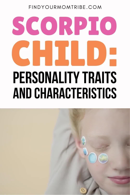 Personality Traits And Characteristics Of A Scorpi