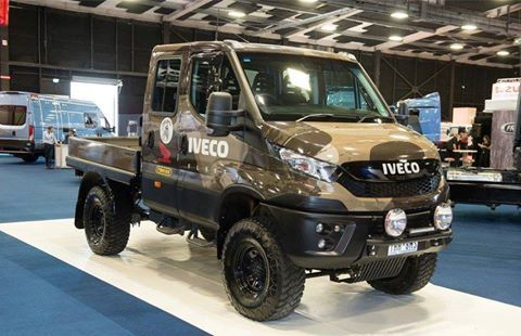 How good does the Iveco Daily 4x4 look? | Vehicular dreams