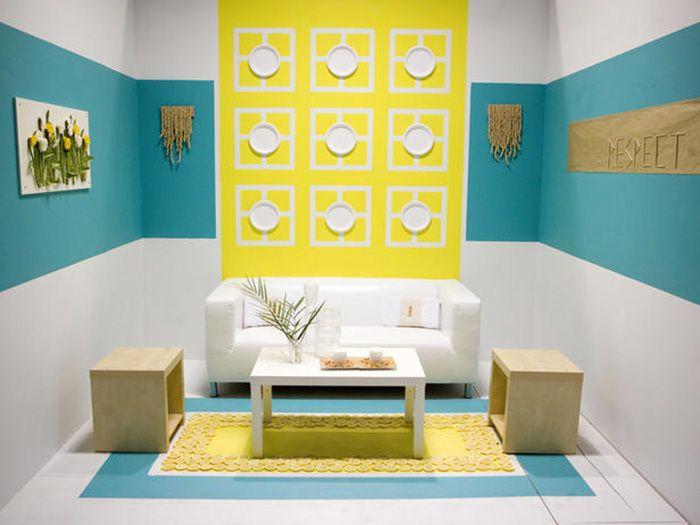 Los Colores Que Combinan Con El Turquesa En Paredes Y Decoracion Mil Ideas De Decoracion Decoracion Con Amarillo Mejores Combinaciones De Colores Sala Blanca