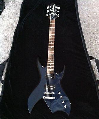 B.C. Rich Platinum Series Blue BICH 6 string Electric Guitar W Soft Case https://t.co/3SN4KAO3s8 https://t.co/E14JKlsdH2