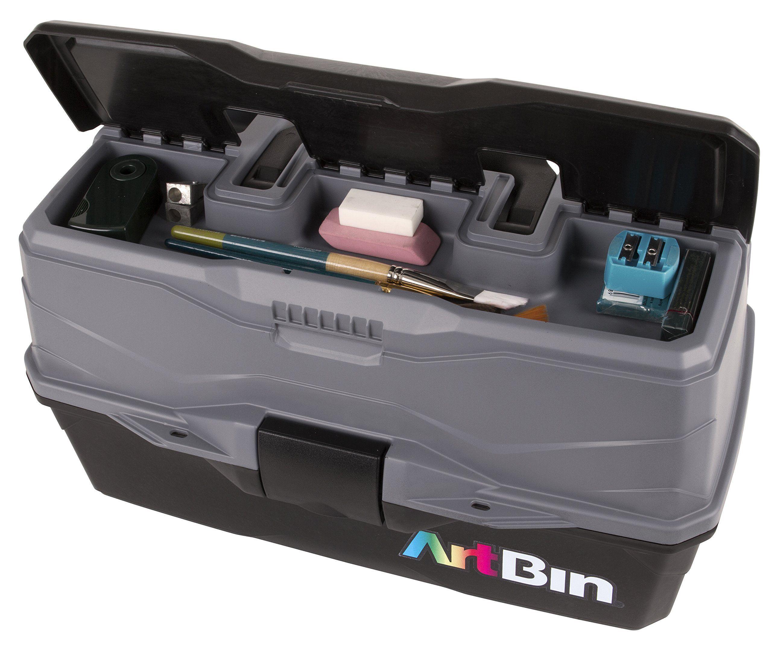 ArtBin Three Tray Box Art Supply