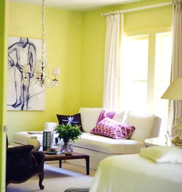 The paint is Behr\'s Pear. I\'m thinking about painting my kitchen in ...