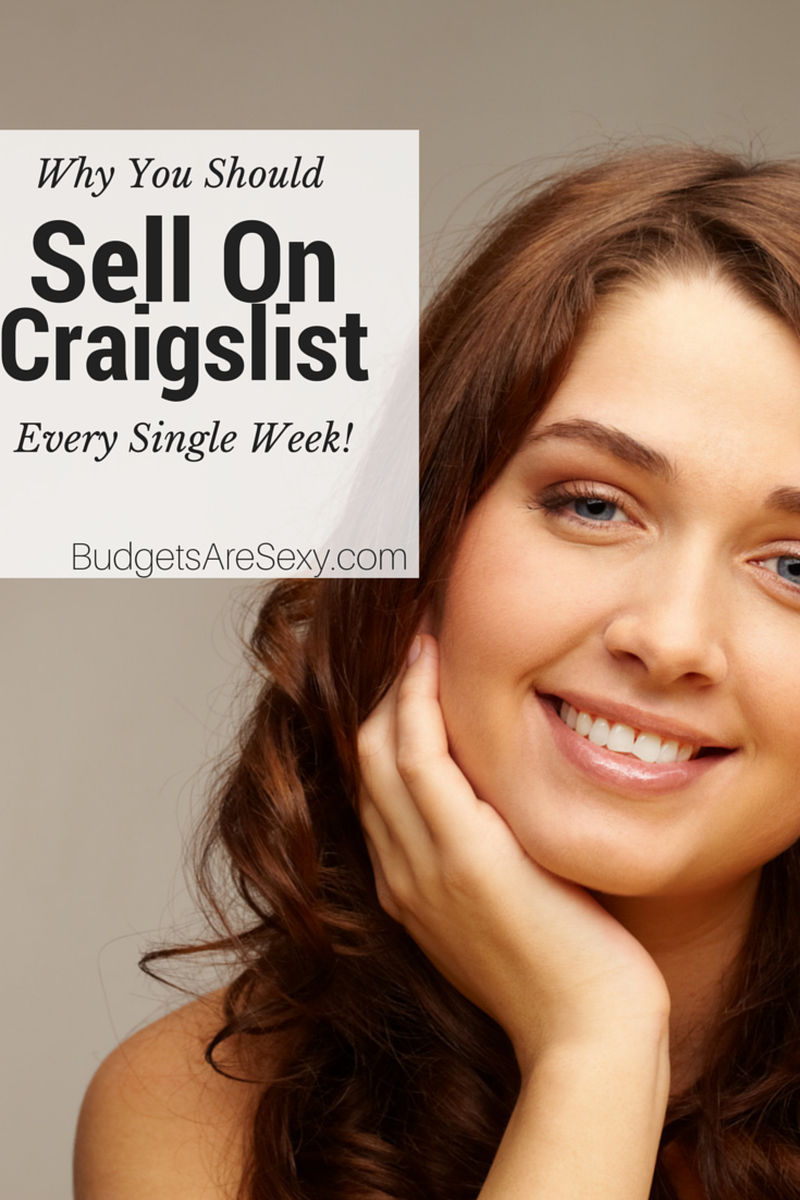 New Rule: List One Thing a Week on Craigslist! | Selling ...