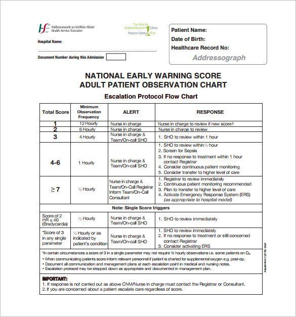Medical Log Templates 13+ Free Printable Word, Excel  PDF