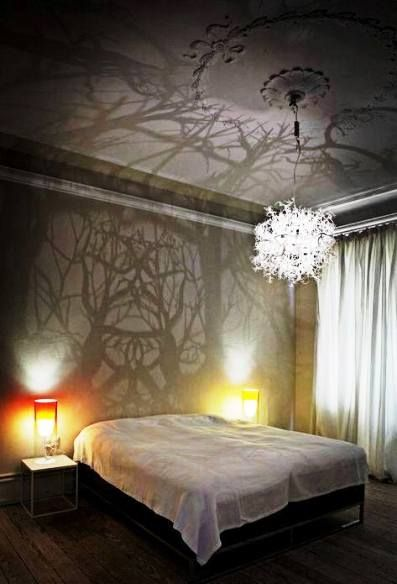 Shadow Forest Chandelier   maybe cool for the movie room for scary movies      Bedroom EyesMaster. Shadow Forest Chandelier   maybe cool for the movie room for scary