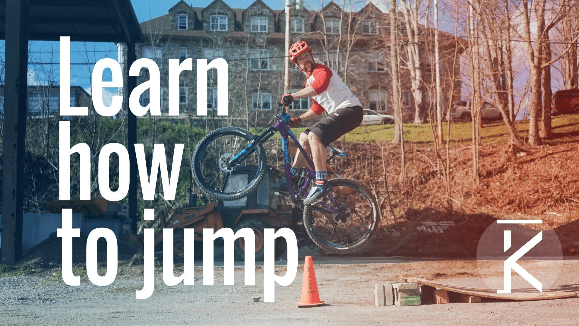 How To Jump A Mountain Bike Beginner Tutorial Skills With Phil