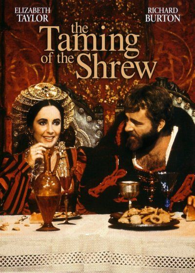 Taming Of The Shrew Movie Elizabeth Taylor Title The