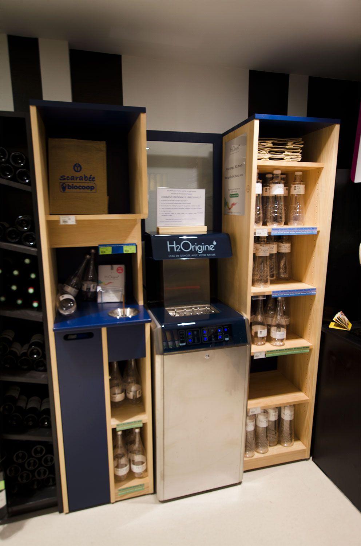 Meubles De Distribution De Liquide En Vrac Bio Creation Bois Mobilier De Salon Vrac Bois
