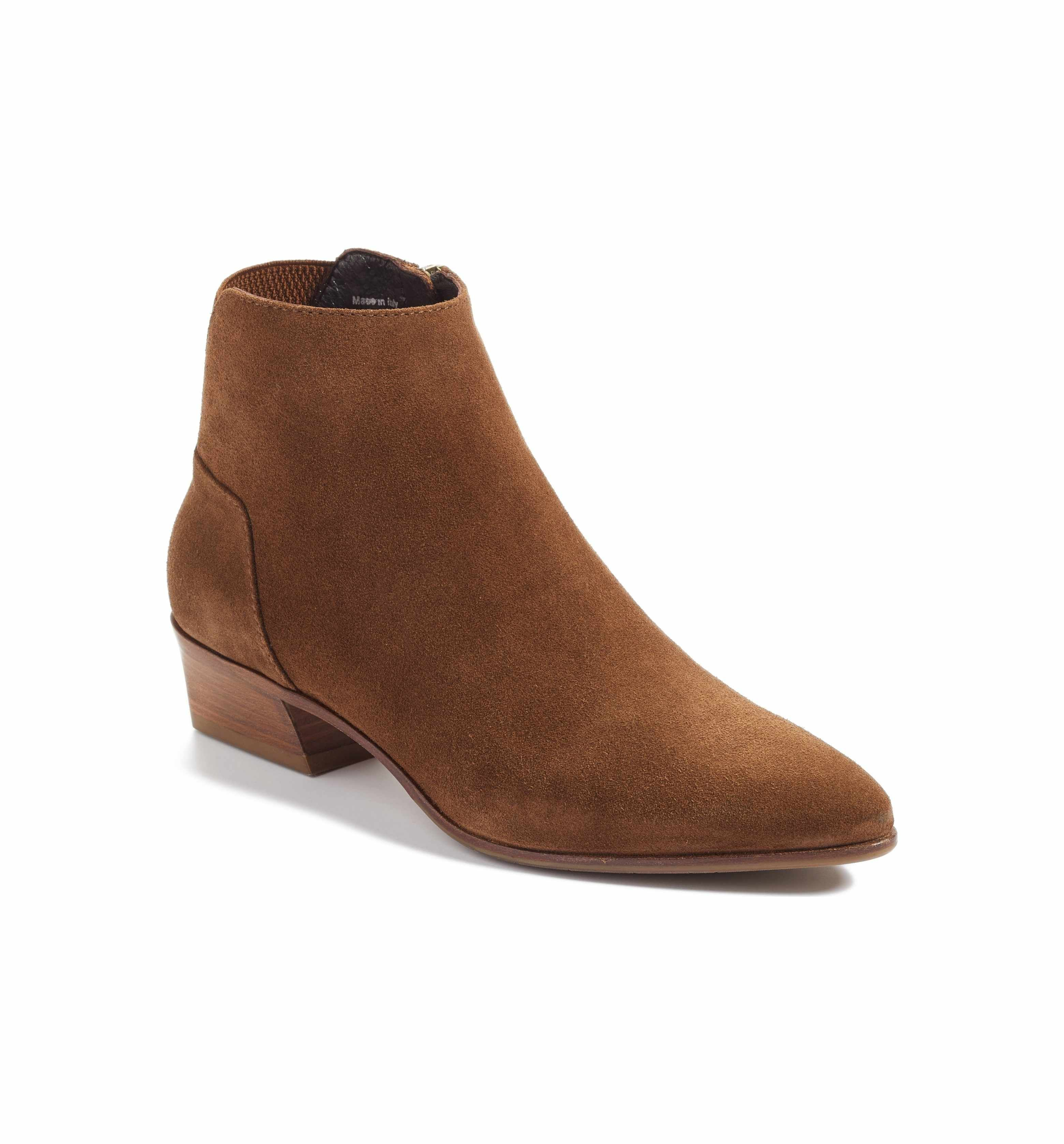 Aquatalia Franca Suede Ankle Boots discount tumblr HdDCR