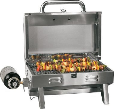 99 Cabela S Table Top Stainless Steel Grill Grills Outdoor