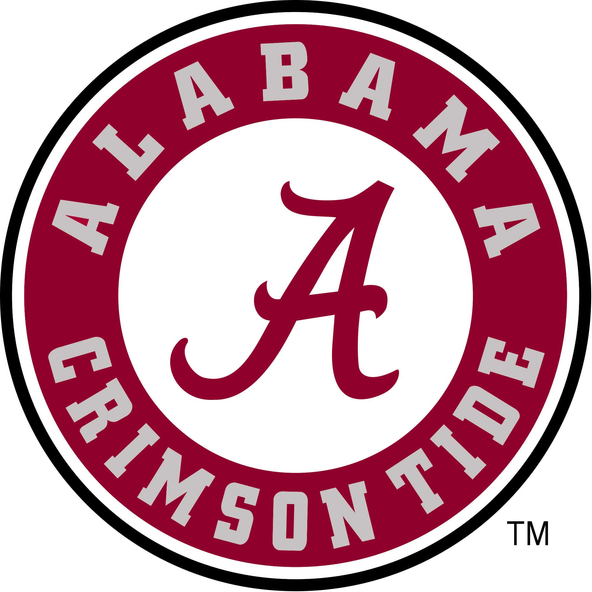 ncaa svg files free Google Search Alabama crimson tide