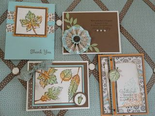 Gently Falling Card Class Tutorial $2.95 by Jess B. . . Creative Card- iology: Tutorials