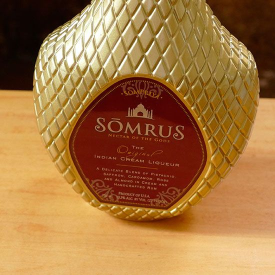 Meet SomruS, The Indian Liqueur You Didn't Know You Loved