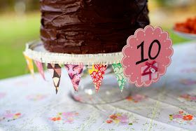 """Fun to find more ideas for my daughters """"10 of my favorite things"""" party. The Rowdy Stroudy's: A 10th Birthday Party For My Girl"""