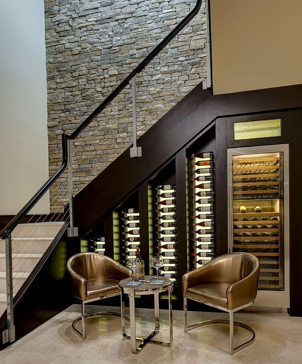 20 Eye Catching Under Stairs Wine Storage Ideas: 57 Wine Cellar Under The Stairs Ideas