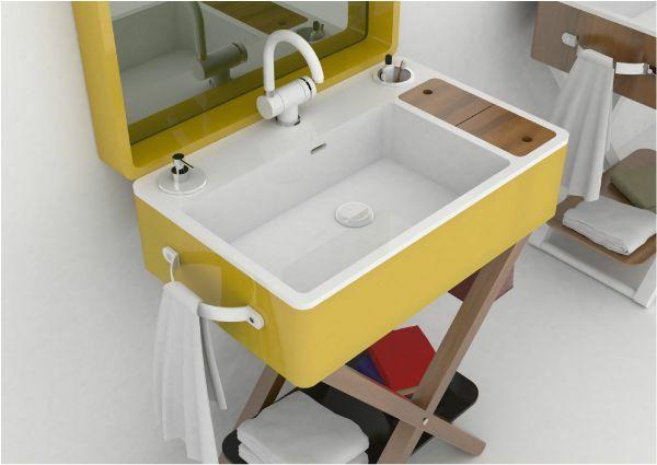 Kleines Bad Ideen - platzsparende Badmöbel und viele clevere - badmöbel kleines badezimmer