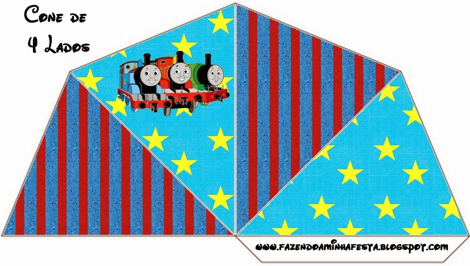 Thomás el Tren: Cajas para Imprimir Gratis.   TRAIN PRINTABLES ...