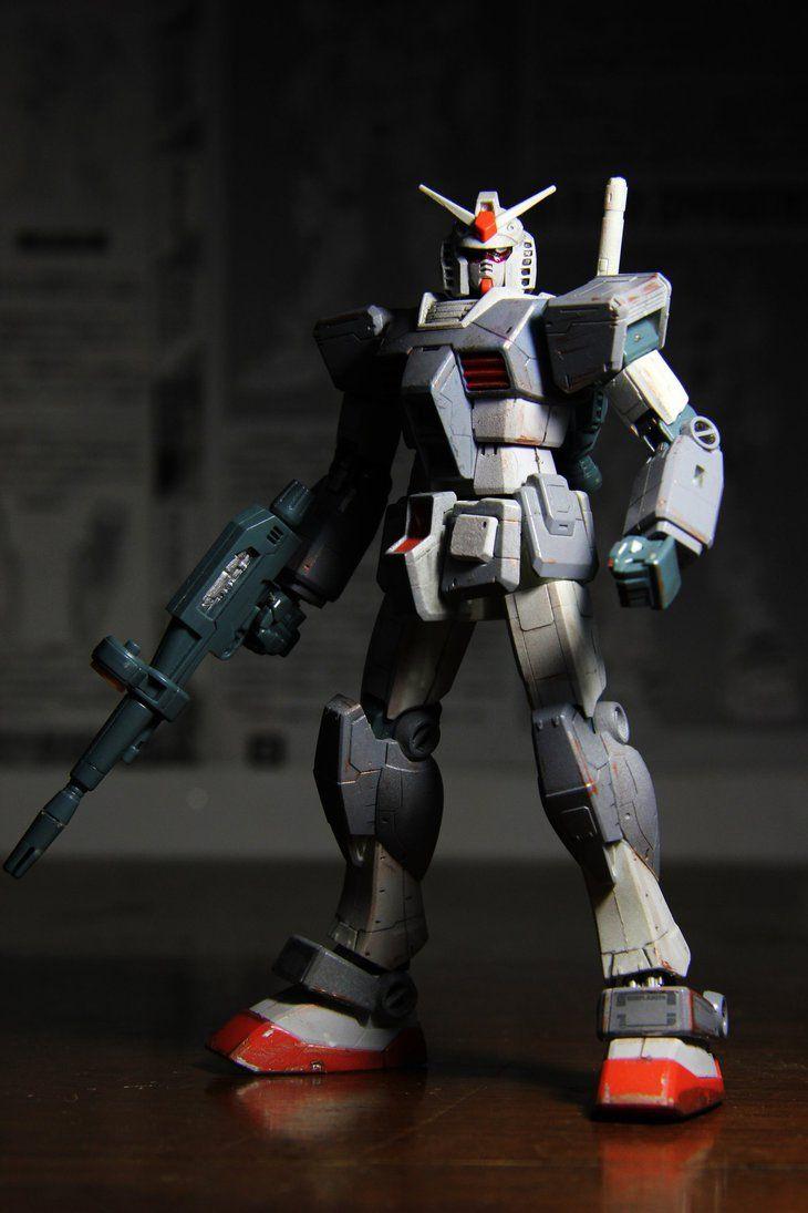 RX-78-1 by splitzster