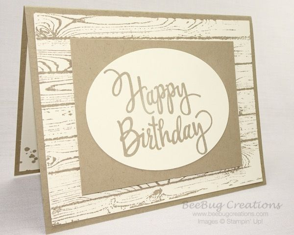 Quick And Easy Guy Birthday Card Ideas Beebugcreations