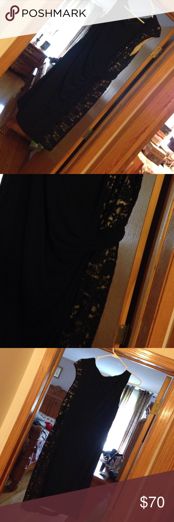 Dress Dress beautiful condition worn once Dress Barn Dresses