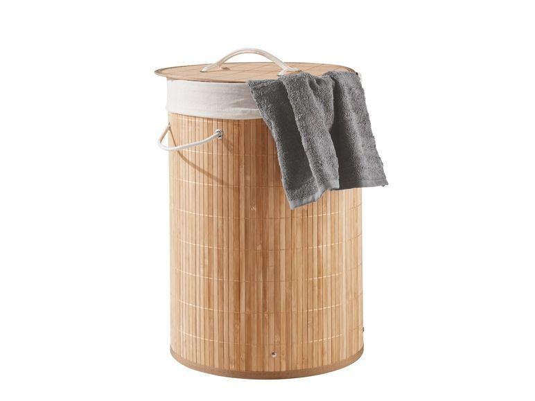 Miomare Bamboe Wasmand Online Kopen Lidl Overloop In