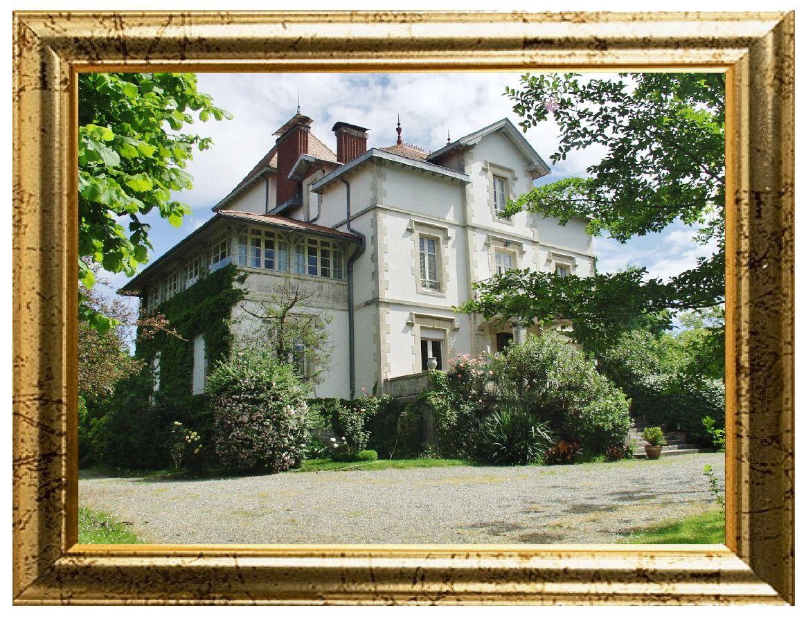 Ehrwürdige Villa In Süd Frankreich Immobilienmarkt Faz Net Villen Immobilien Villa