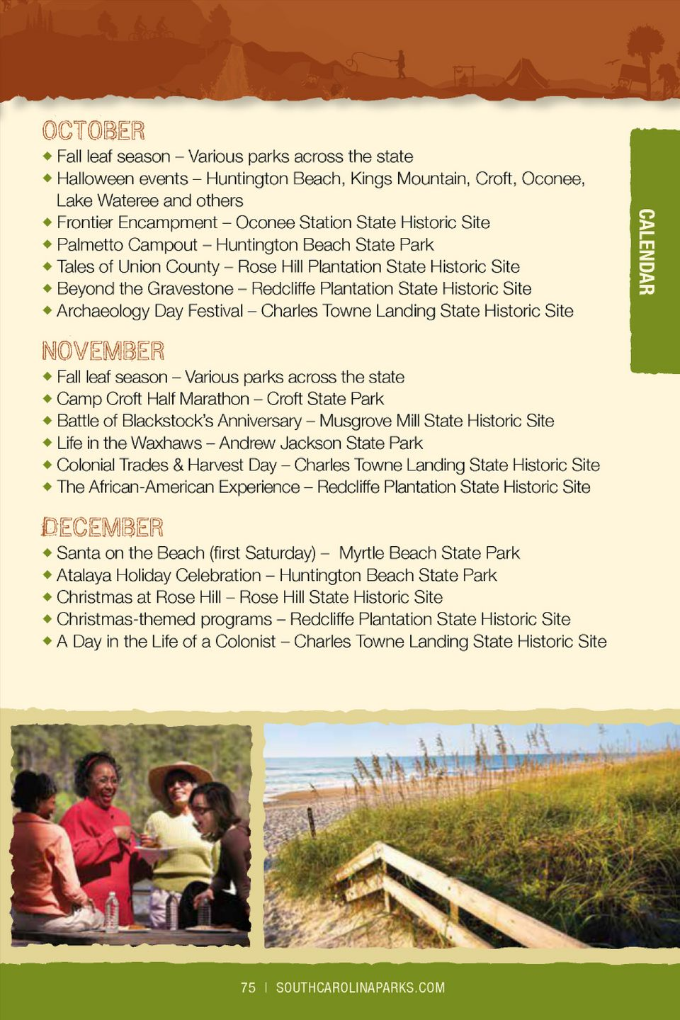 SC Parks Guide20202013 Union county