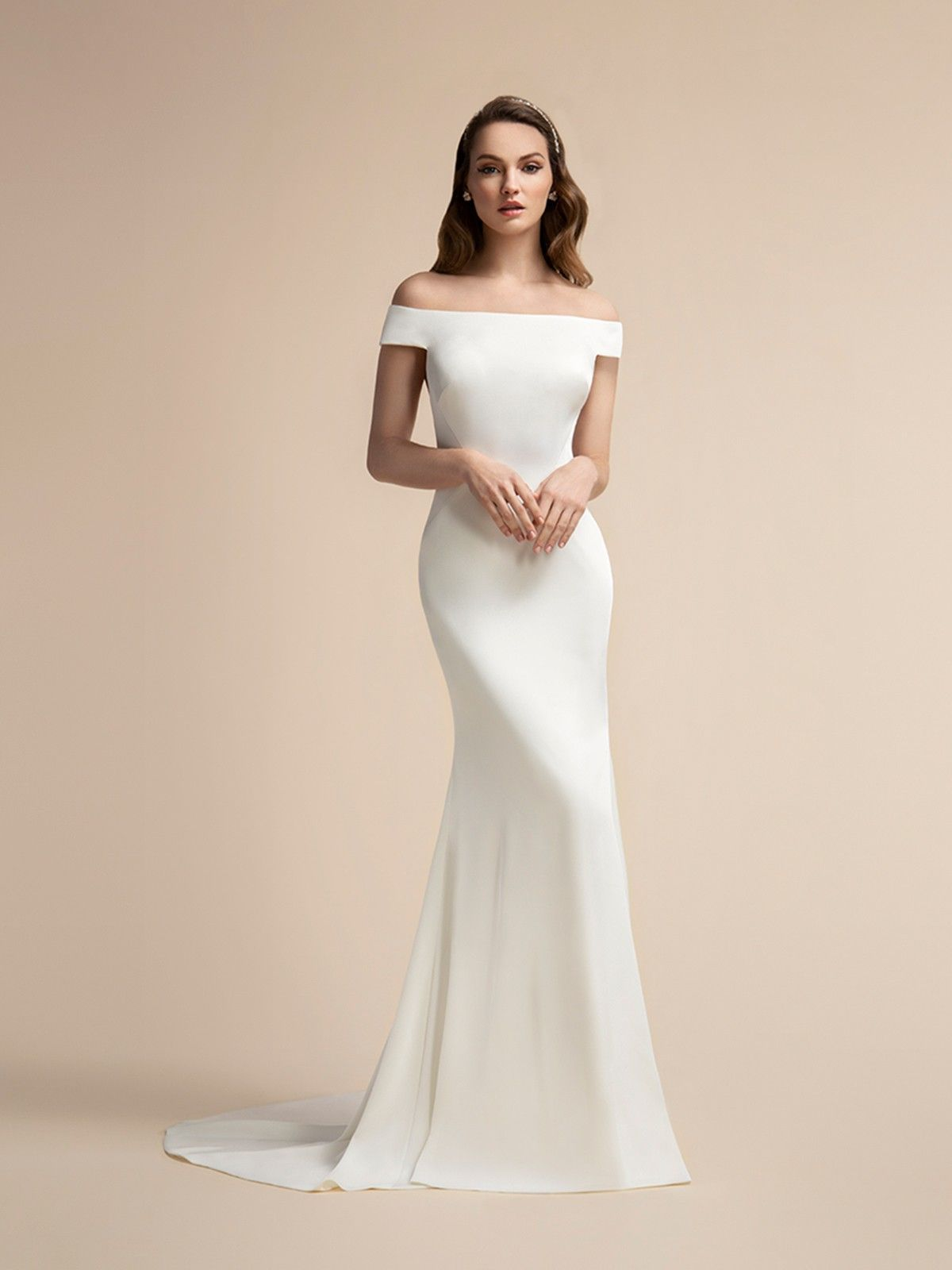 Pin On Simple Wedding Dresses
