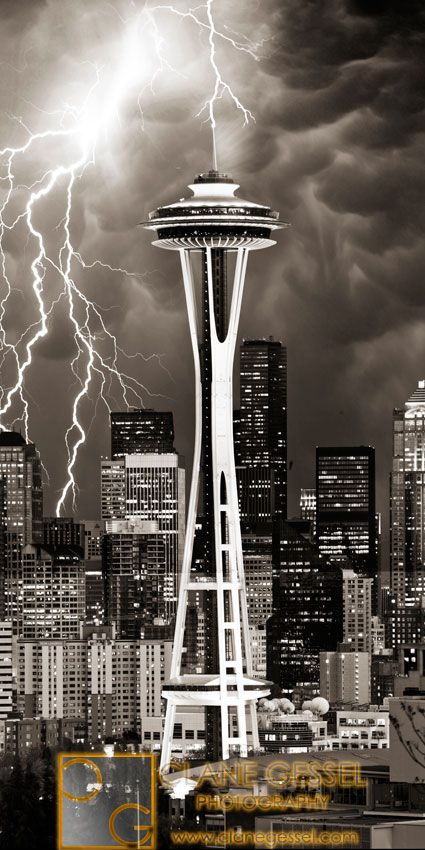 Clane Gessel Photography Seattle Photos Space Needle Seattle Seattle Photography