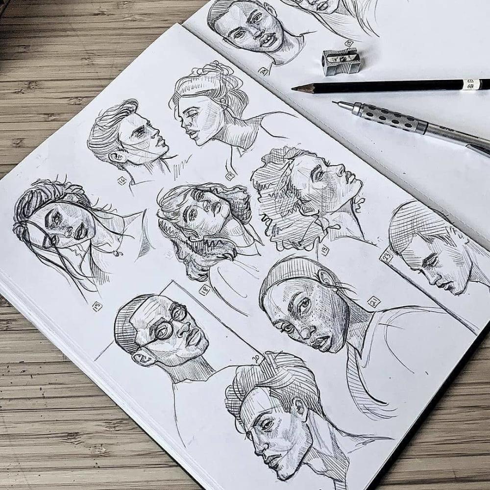 Foto Sketchart Sketchbooks Foto Bocetos Bocetos Dibujos Sketch Book Art Sketchbook Sketchbook Drawing