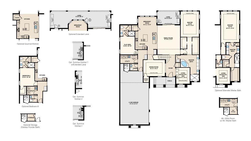 New Homes By Taylor Morrison Avondale Ladera New Homes